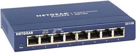 Netgear GS108GE ProSAFE
