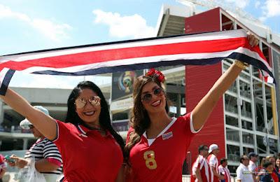 Mujeres Hermosas Costa Rica