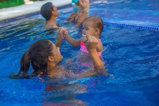 Swim Cozumel