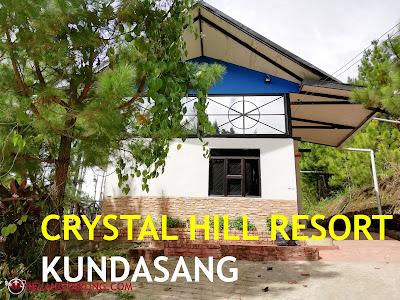 Crystal Hill Kundasang