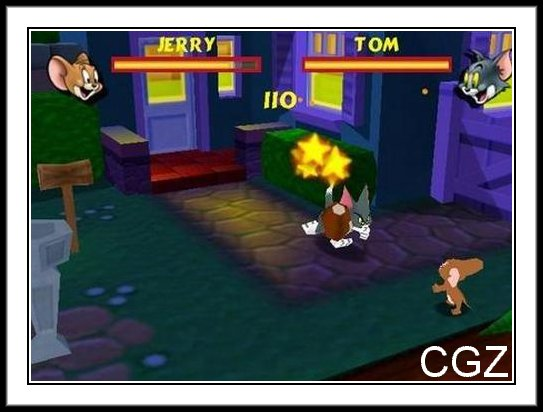 tom and jerry in fists of furry gratuit