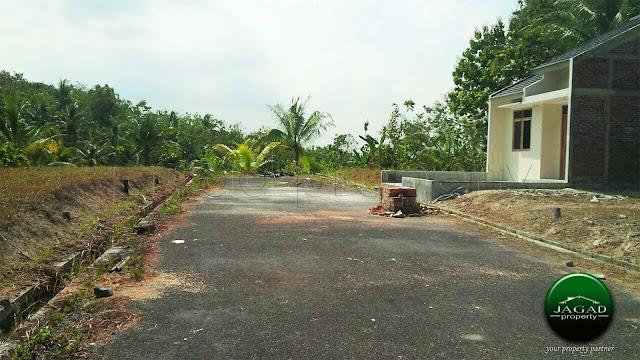 Rumah Minimalis di Kulon Progo