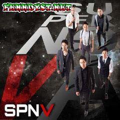 SPNV - Supernova (2015) Album cover