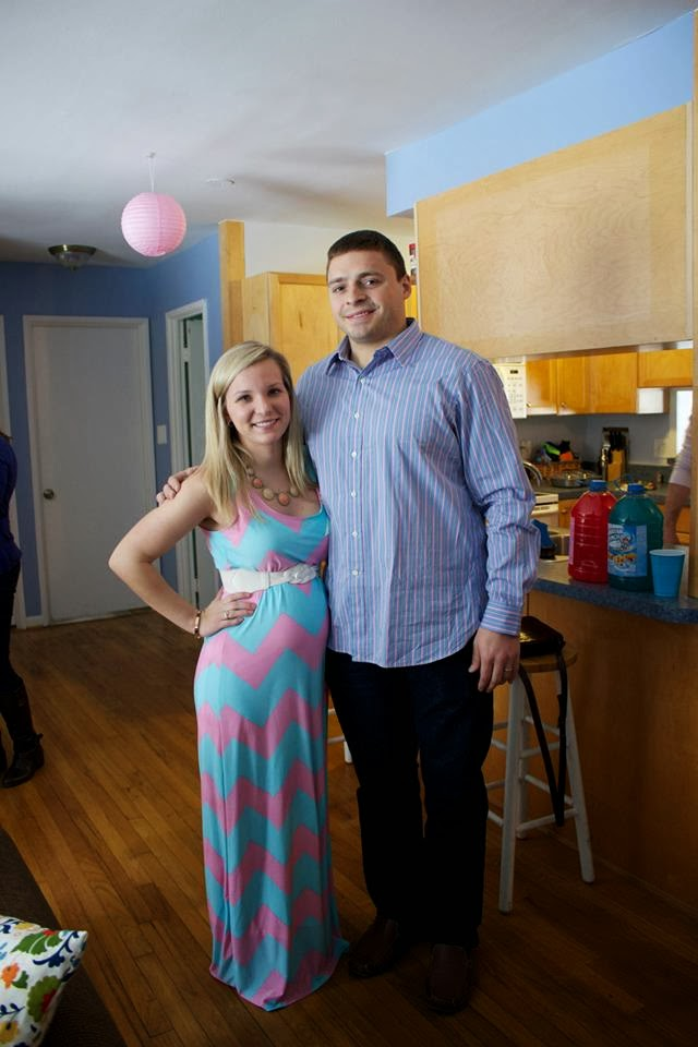 Post-Grad and Loving It: Gender Reveal Party