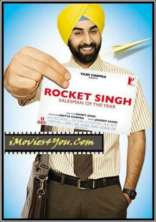 Rocket Singh Salesman of the Year 2009 BRRip 400MB Hindi 480p Watch Online Full Movie Download bolly4u