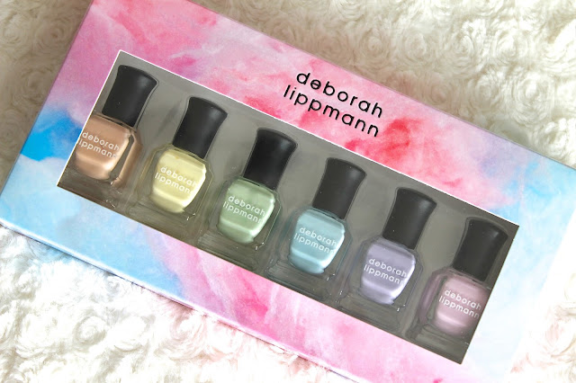 """Deborah Lippmann Sweets For My Sweet"" Mini Nail Polish Set"