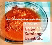 Bengkulu ialah salah satu Provinsi yang terletak di Pulau Sumatera Resep Masakan Bagar Kambing Khas Bengkulu Nan Bergizi dan Nikmat
