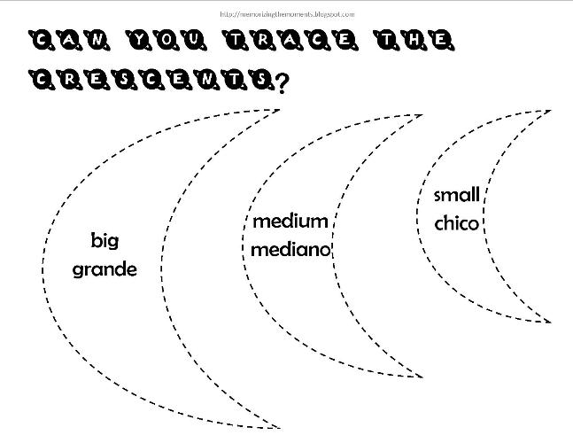 Memorizing the Moments: Shapes