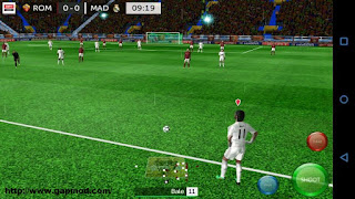 Download FTS 15 Mod Fifa Ultimate Team 16 v2.0.9 Apk + Obb by Taufik
