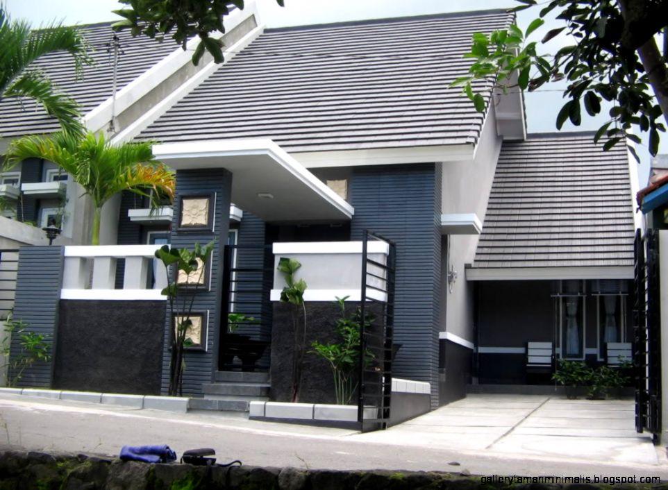 Model Teras Rumah Minimalis Modern  Gallery Taman Minimalis