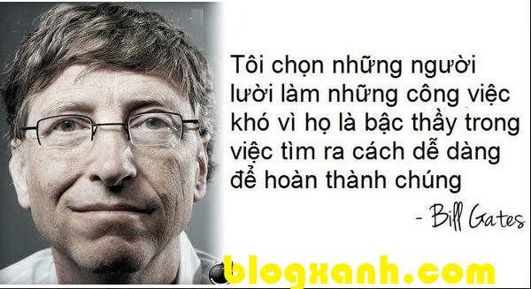 Điểm yếu cố hữu của người Việt là lười biếng và dễ hài lòng