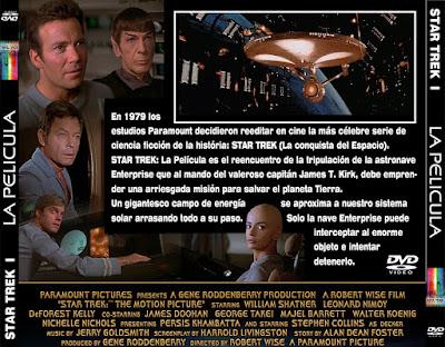 Star Trek 01 - La película