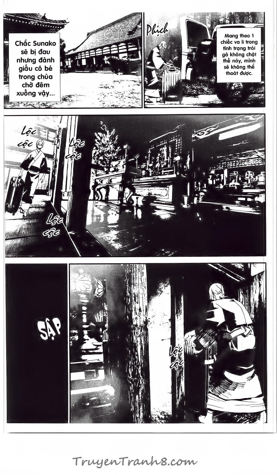 Shiki chapter 39 trang 35