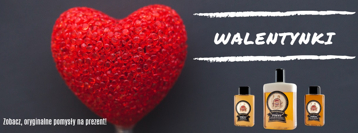 Walentynki – prezent dla piwosza!