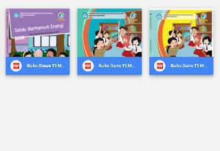 Buku Kurikulum 2013 Kelas 4 SD Revisi 2017 Semua Tema