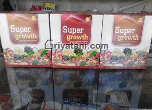 Pupuk Daun Super growth percepat bunga dan pembobot buah