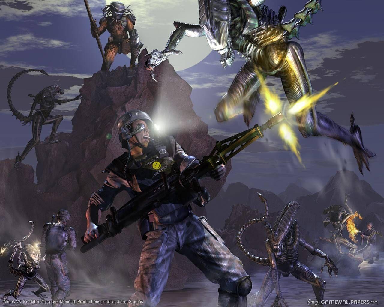 Alien Vs Predator 4