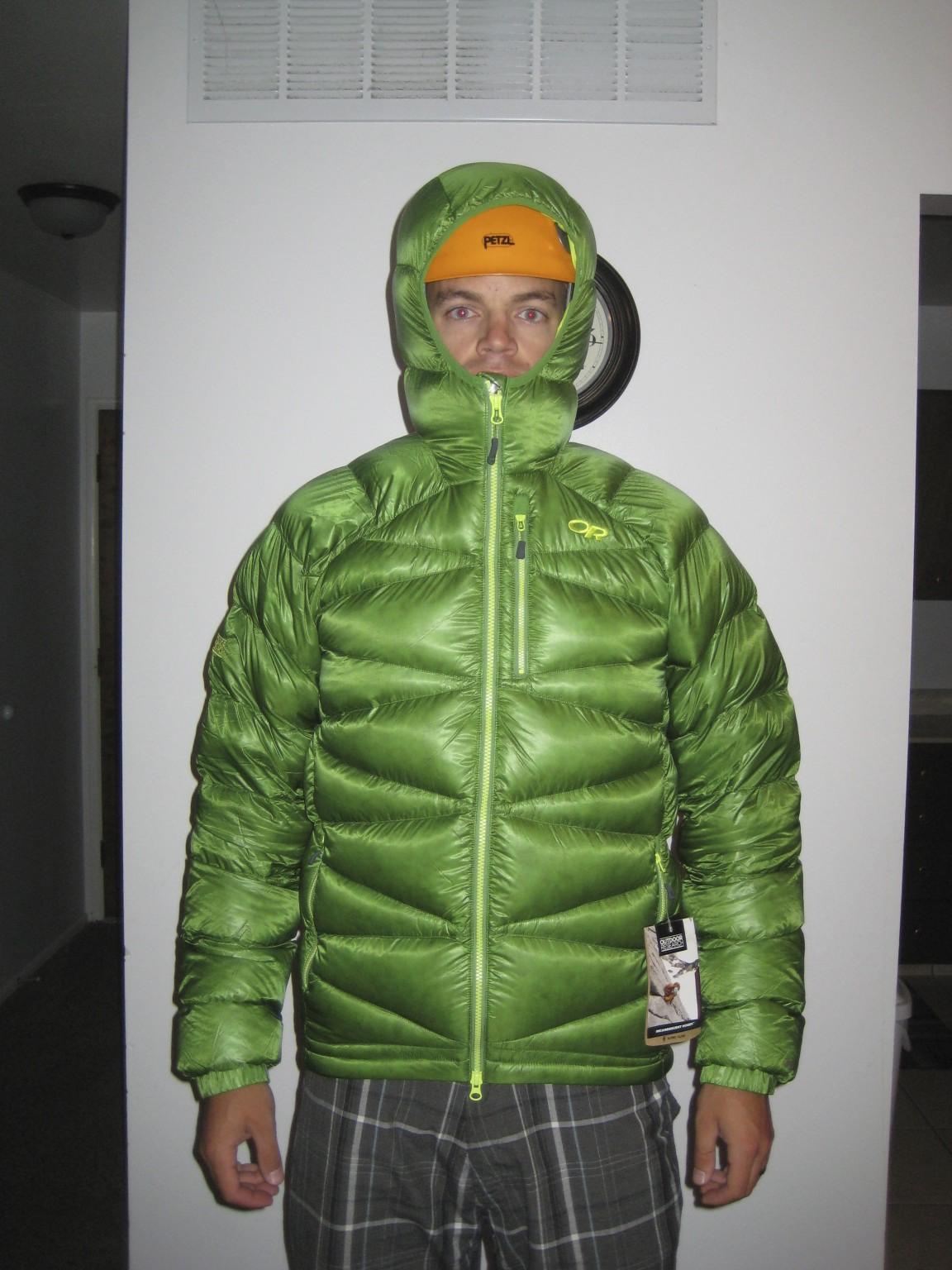 Outdoor research hoody
