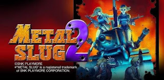 Metal Slug 2 Apk Free Terbaru v1.2