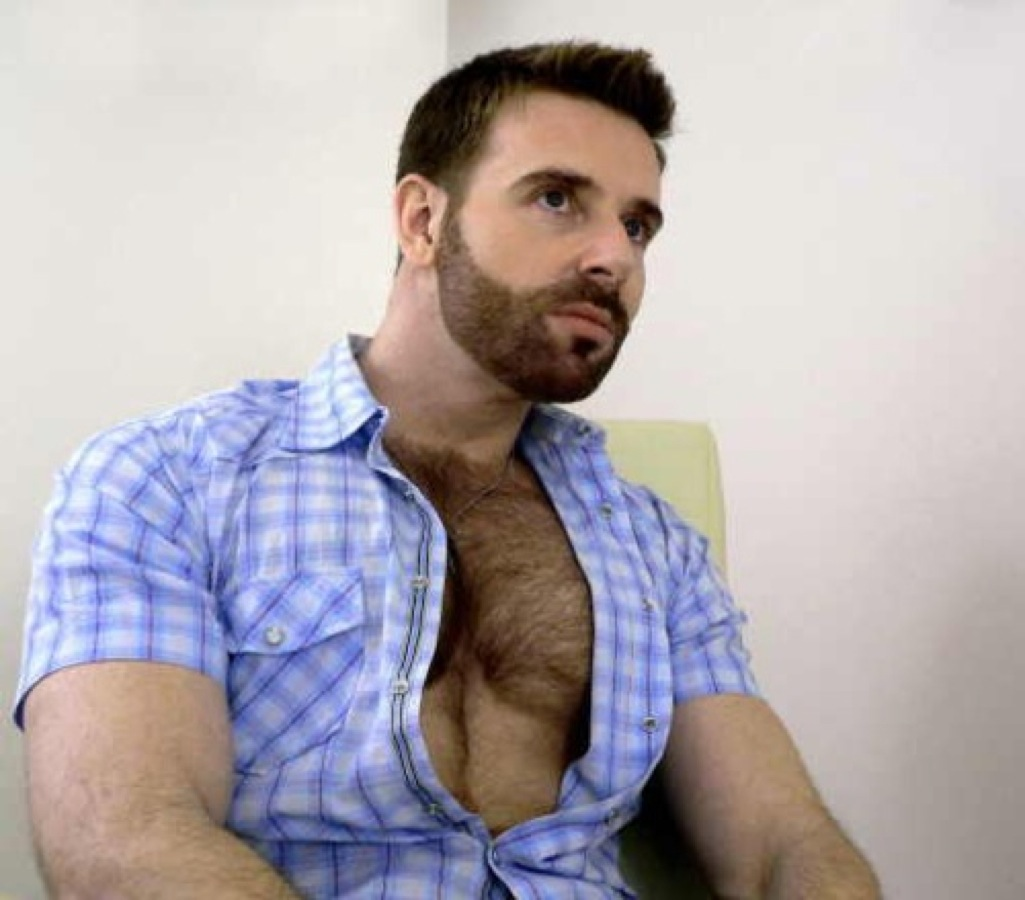 Hairy Men Free Pictures 86