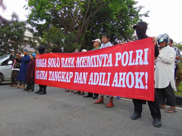 Tidak Ketinggalan, Ratusan Aktivis Islam Solo Akan Gruduk Jakarta Ikut Aksi 4 November