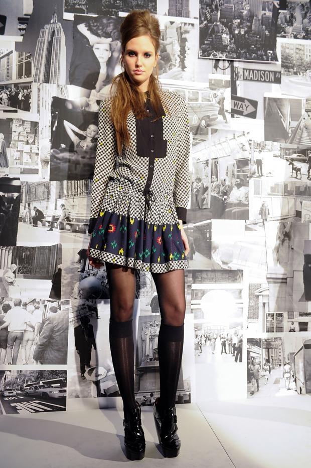 Love Clothing School Girl Chic-7552