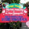 Bunga Papan Wedding Ir Herry Subagya
