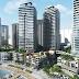Pembangunan Kota Eko Atlantic di Lagos, Nigeria