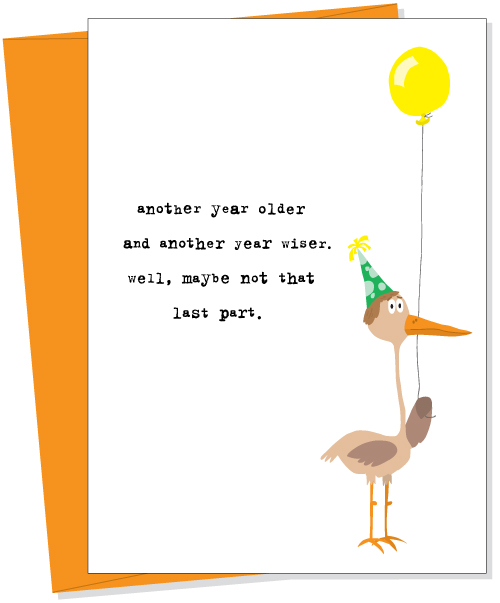 Birthday greeting quote
