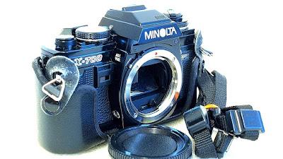 Minolta X-700 (Black) Body #818