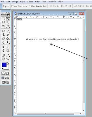 Cara mudah membuat ukuran Pas Foto 2x3 cm,3x4 cm, 4x6 cm di Photoshop lengkap dengan gambar
