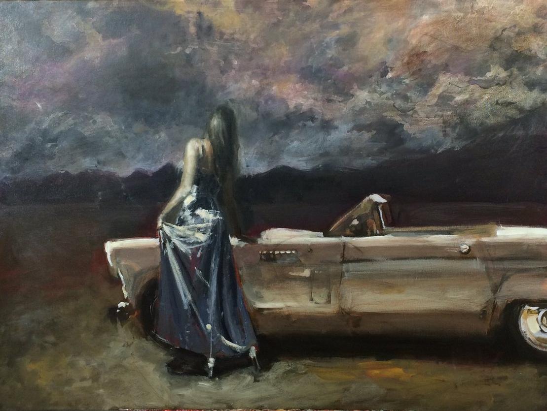 Shawn  Mackey  Tutt Art