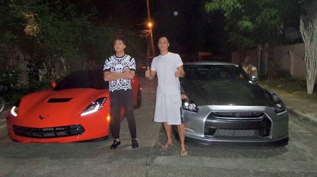 Daniel Padilla Caught Driving His Expensive Car Worth 9
