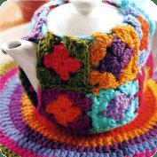 Set para te a crochet