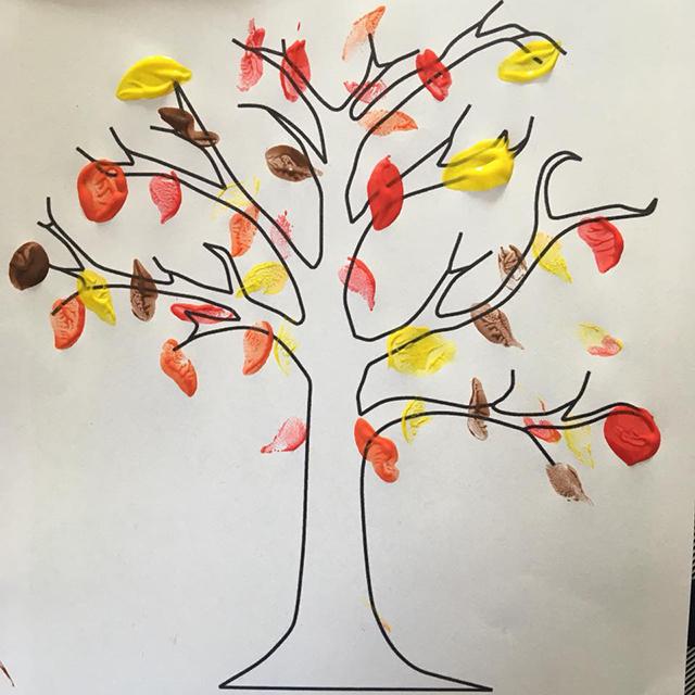 Iets Nieuws 5x herfst knutselen met kleuters - MizFlurry &CP97