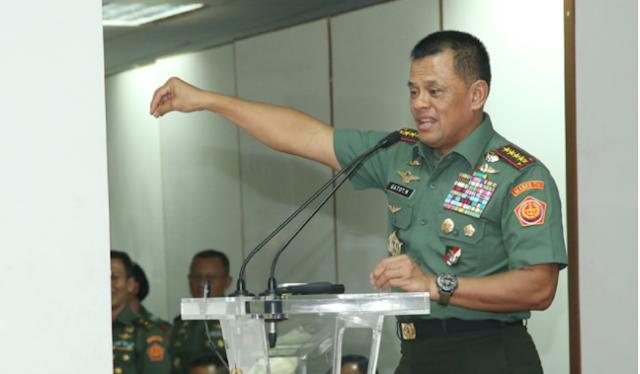 Panglima TNI: Jenderal Soedirman Kiai Pertama yang Pimpin TNI