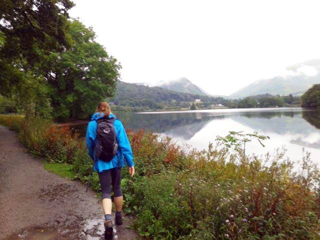 Lake district walks