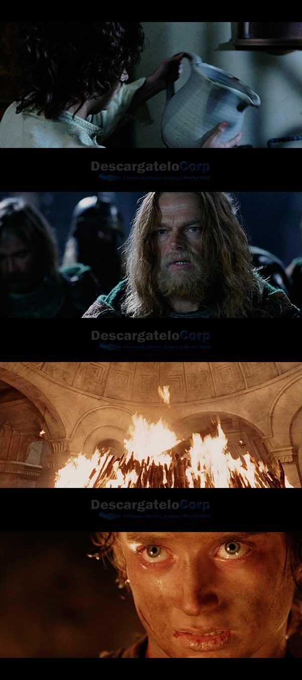 El señor de los anillos El retorno del rey EXTENDED HD 1080p Latino