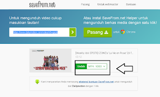 Cara Download Video Dari Dailymotion Tanpa Aplikasi