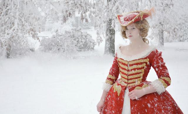 Angela Clayton e os Seus Vestidos de Sonho