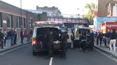 العثور على قنبلة ثانية في مترو لندن