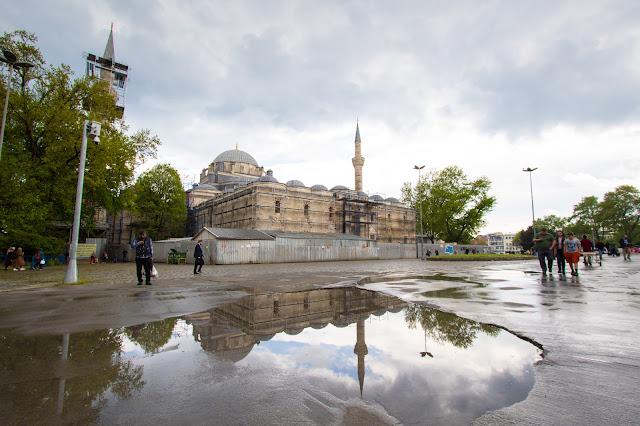 Beyazit Camii-istanbul
