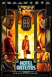 Watch Hotel Artemis Online Free 2018 Putlocker