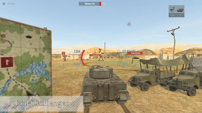 Panzer War Apk + OBB for Android
