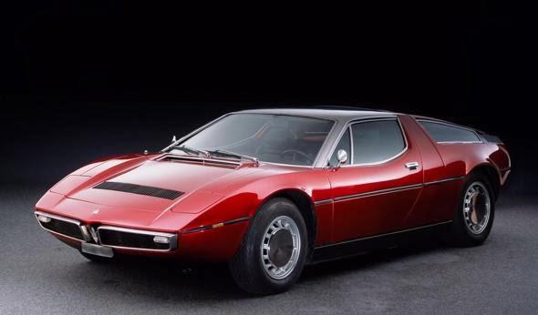 Maserati Bora (1970)