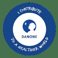 Informasi Fluoride: Logo Danone yang berdusta
