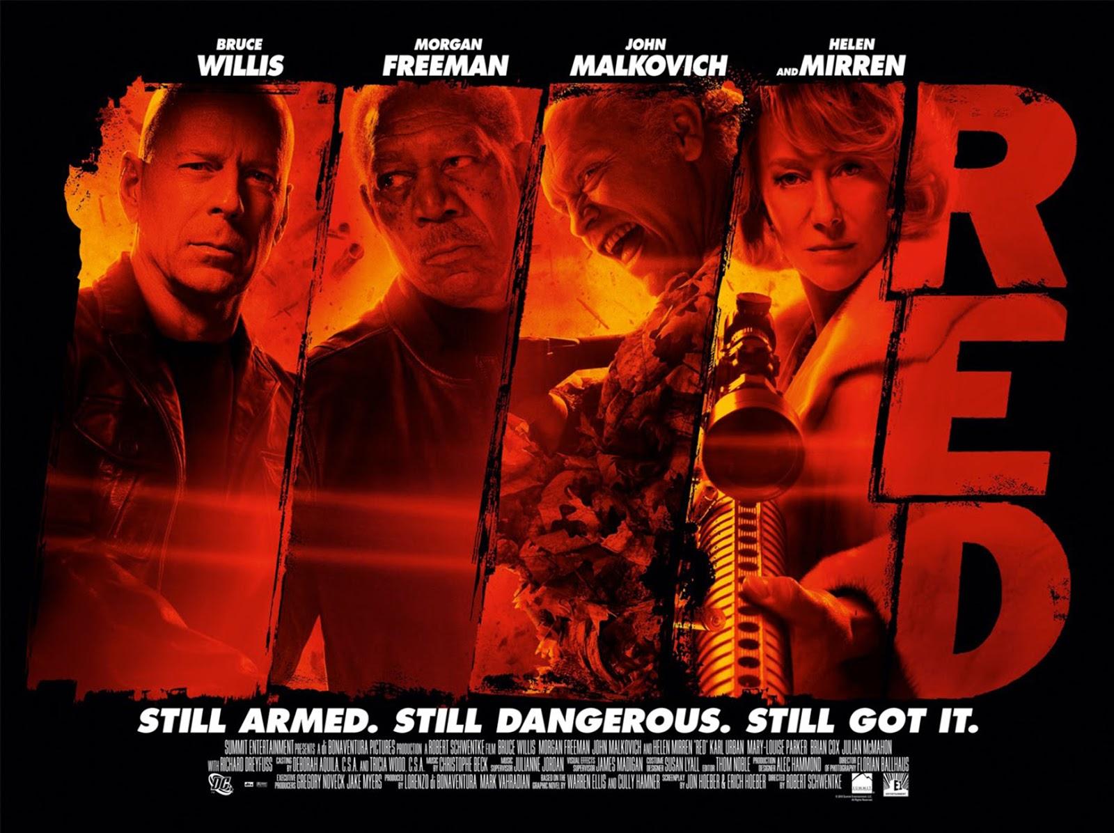 ✭ Películas que vamos viendo ✭  - Página 8 Red-movie