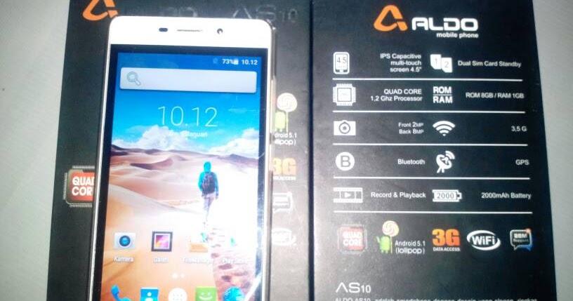 Firmware Aldo AS10 | CaraNgeflash