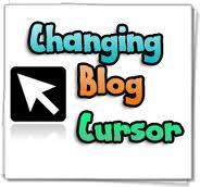 Cara Menggani Cursor Pada Blog