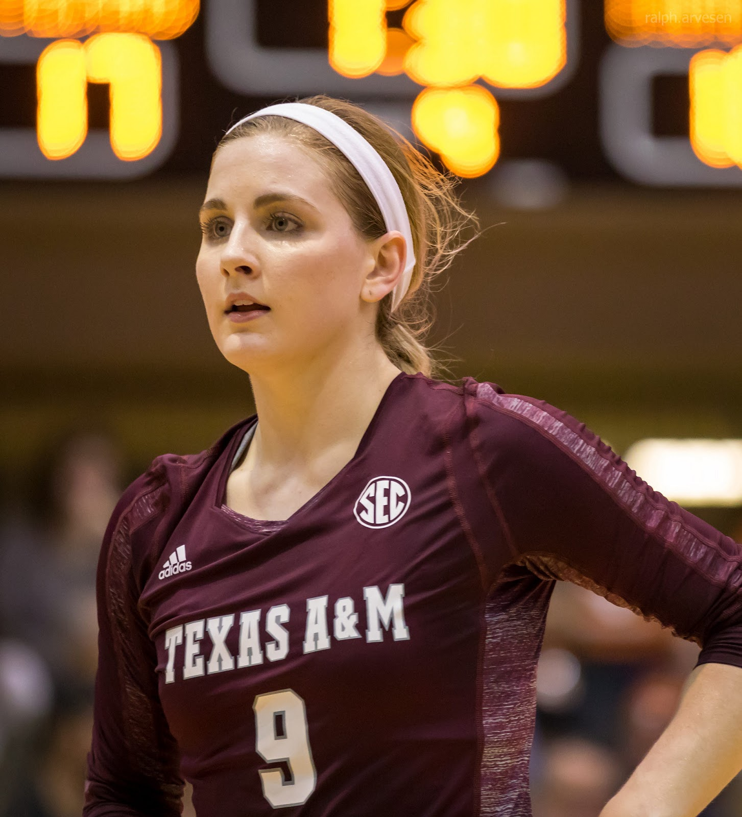 Texas A&M Aggies Volleyball